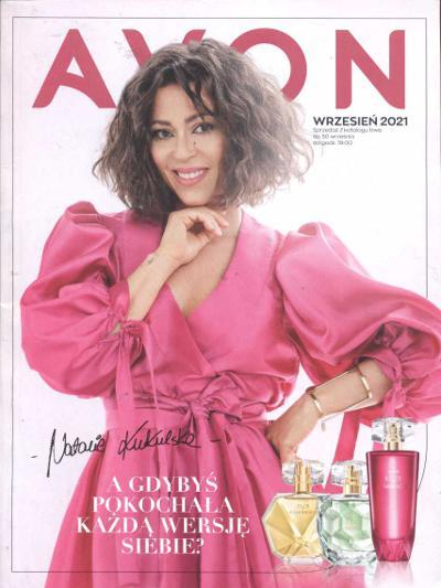 Avon Katalog promocyjny Nr 9 2021