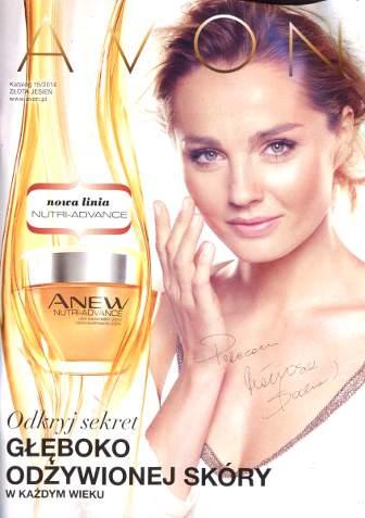 Avon Katalog Promocyjny Nr 15 2014