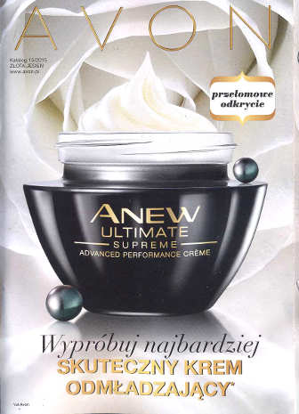 Avon Katalog promocyjny Nr 15 2015