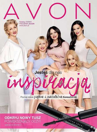 Avon Katalog promocyjny Nr 13 2016 PDF