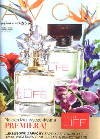 Avon Katalog promocyjny Nr 14 2016