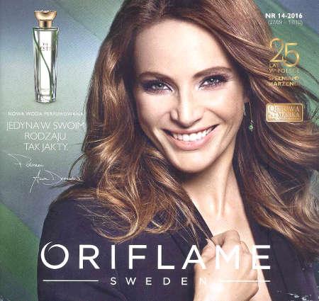 Oriflame katalog promocyjny nr 14 2016