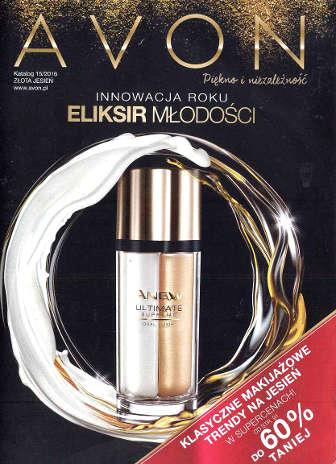 Avon Katalog promocyjny Nr 15 2016