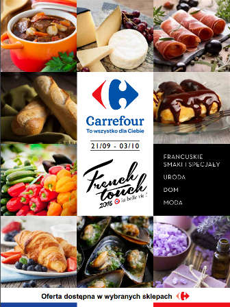 Gazetka Carrefour