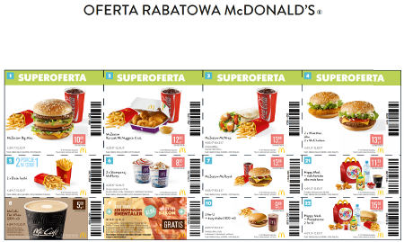 Promocje McDonald's