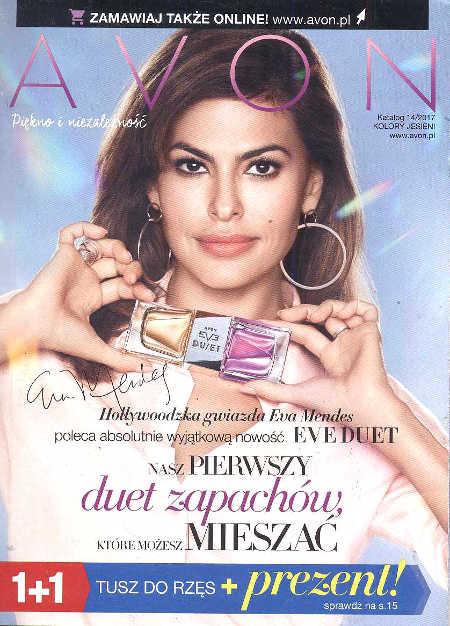 Avon Katalog promocyjny Nr 14 2017
