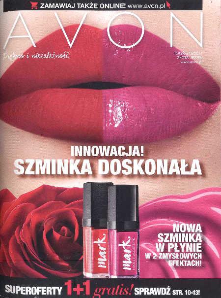 Avon Katalog promocyjny Nr 15 2017