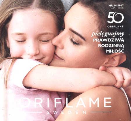 Oriflame katalog promocyjny nr 14 2017