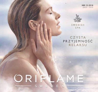 Oriflame katalog promocyjny nr 13 2018