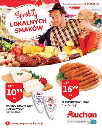 Gazetka Auchan