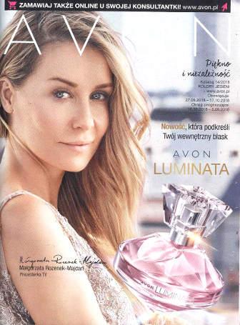 Avon Katalog promocyjny Nr 14 2018
