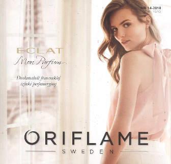 Oriflame katalog promocyjny nr 14 2018