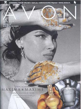 Avon Katalog promocyjny Nr 14 2019