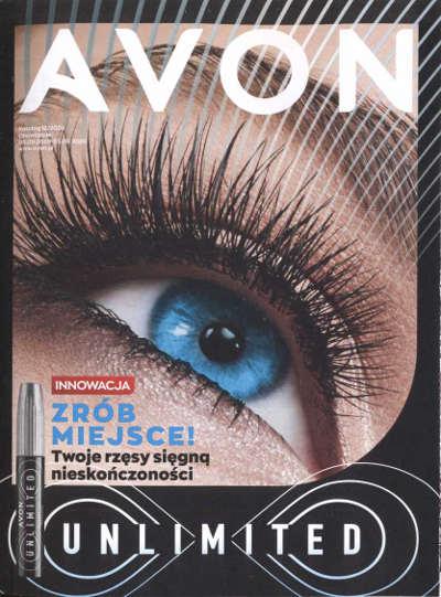 Avon Katalog promocyjny Nr 12 2020