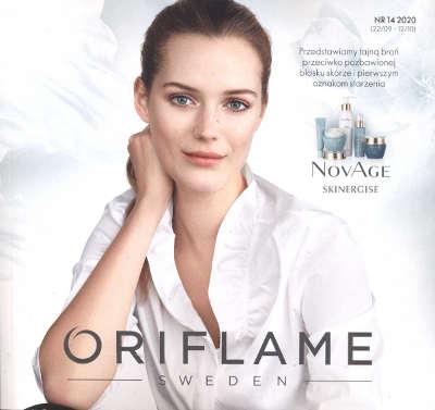 Oriflame katalog promocyjny nr 14 2020