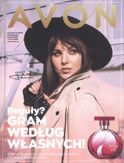 Avon Katalog promocyjny Nr 13 2020