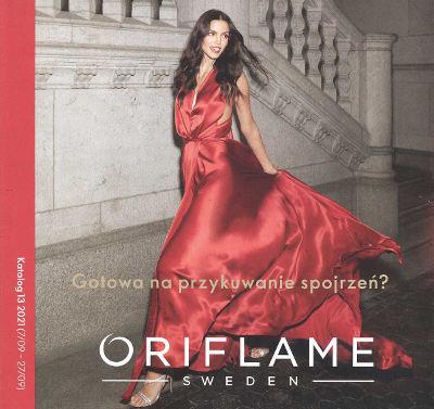 Oriflame katalog promocyjny nr 13 2021
