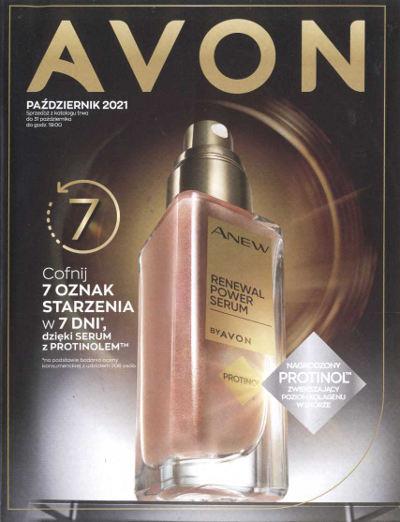 Avon Katalog promocyjny Nr 10 2021