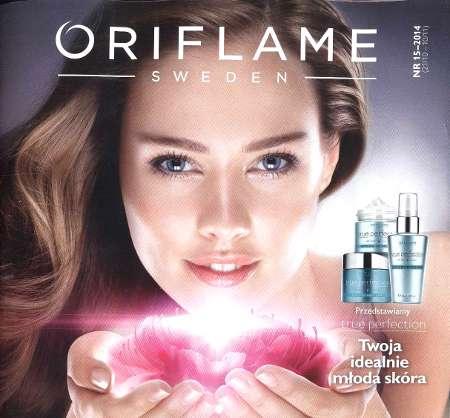 Oriflame katalog promocyjny nr 15 2014