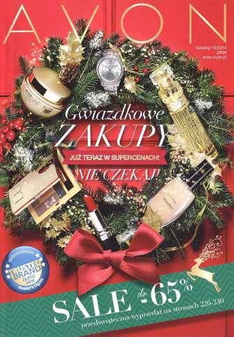 Avon Katalog Promocyjny Nr 16 2014