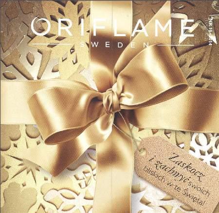 Oriflame katalog promocyjny nr 16 2014