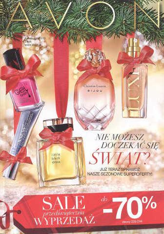 Avon Katalog promocyjny Nr 16 2015