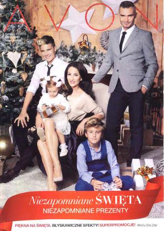 Avon Katalog promocyjny Nr 17 2015