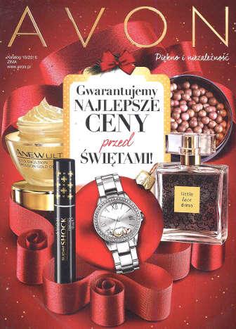 Avon Katalog promocyjny Nr 16 2016