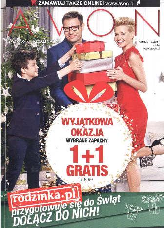 Avon Katalog promocyjny Nr 16 2017