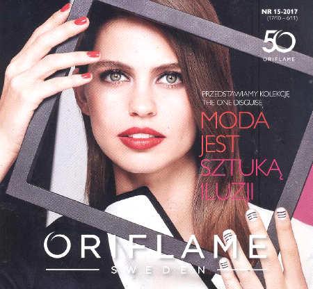 Oriflame katalog promocyjny nr 15 2017
