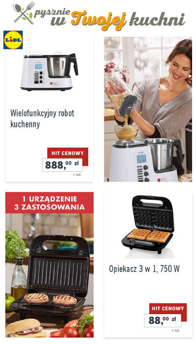 Lidl Kuchnia