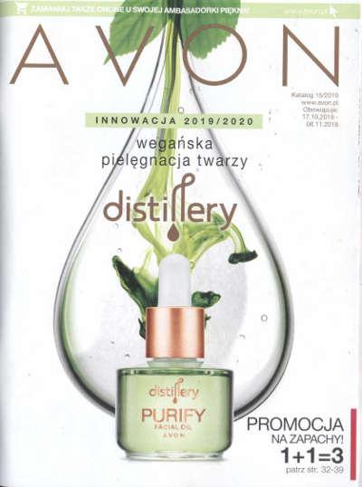 Avon Katalog promocyjny Nr 15 2019