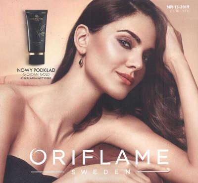 Oriflame katalog promocyjny nr 15 2019