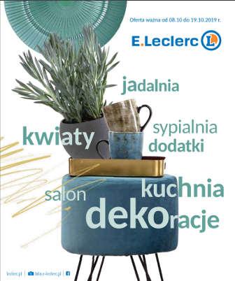 E.Leclerc Gazetka Promocyjna