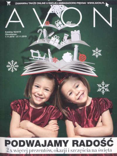 Avon Katalog promocyjny Nr 16 2019