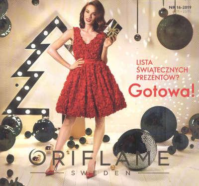 Oriflame katalog promocyjny nr 16 2019