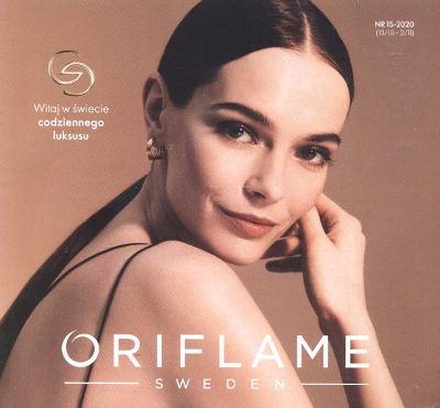 Oriflame katalog promocyjny nr 15 2020