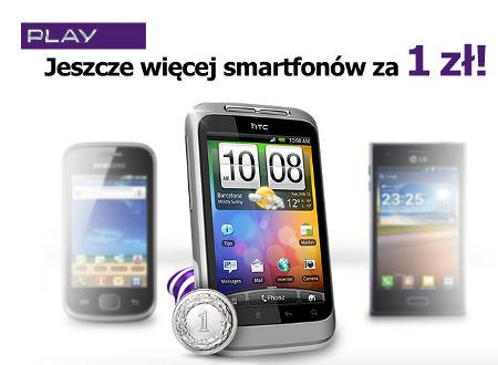 Play Promocja Smartfonów