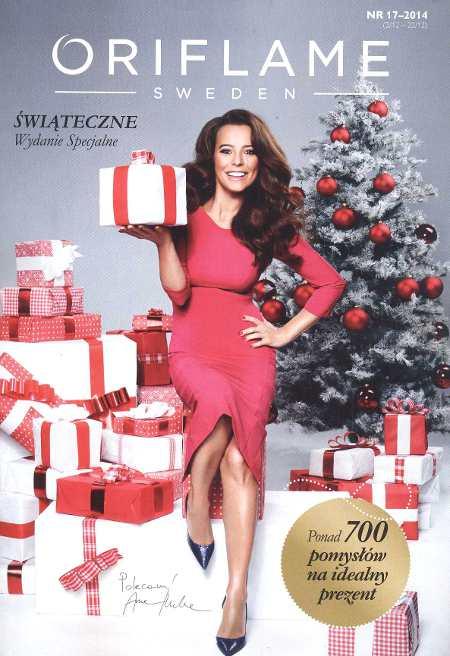 Oriflame katalog promocyjny nr 17 2014