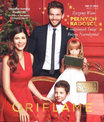 Oriflame katalog promocyjny nr 17 2015