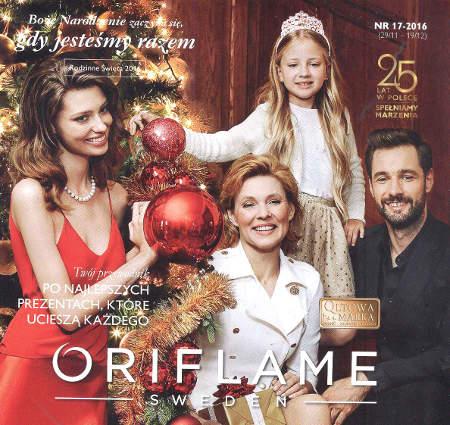 Oriflame katalog promocyjny nr 17 2016