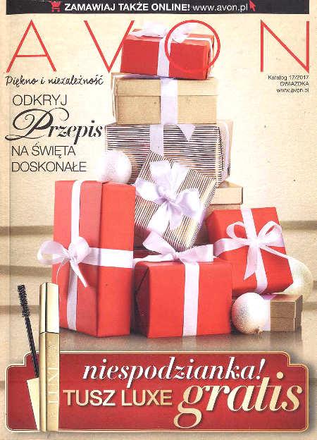 Avon Katalog promocyjny Nr 17 2017