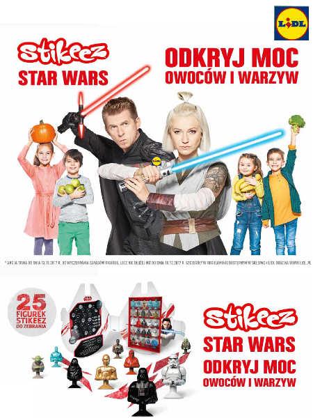 Lidl Stikeez Star Wars
