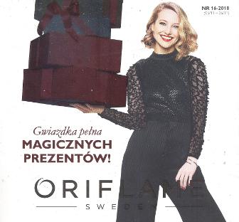 Oriflame katalog promocyjny nr 16 2018