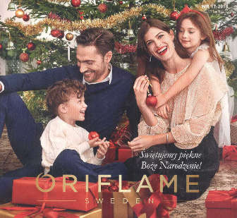 Oriflame katalog promocyjny nr 17 2018