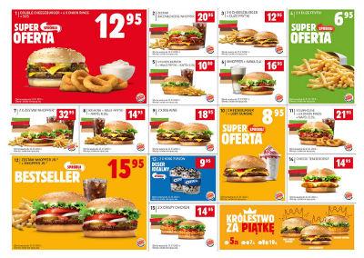 Promocje Burger Kupony