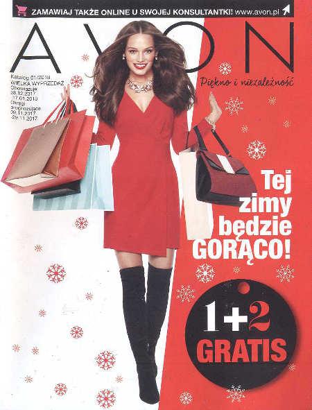 Avon Katalog promocyjny Nr 1 2018