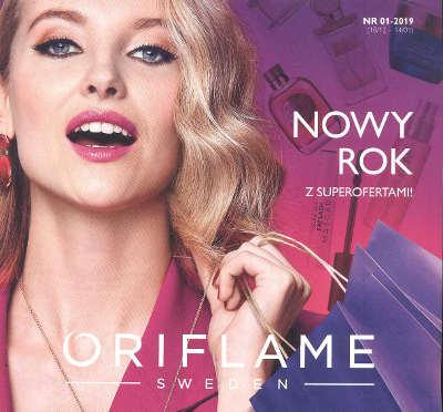 Oriflame katalog promocyjny nr 1 2019