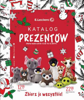 E.Leclerc Katalog promocyjny
